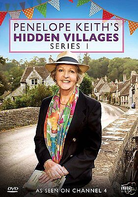 Penelope Keith's Hidden Villages - Series 1 [UK TV SHOW] (DVD)~~~~NEW & SEALED