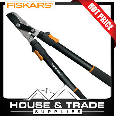 "Fiskars Lopper Shears Extendable Power Lever 25""-37"" 9168"