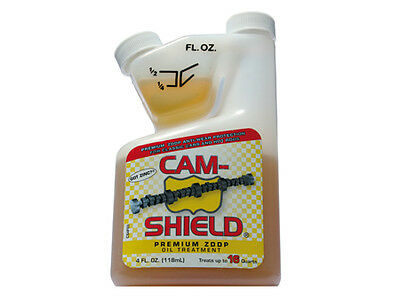 Additif huile Cam Shield - ZDDP - 118 ml.
