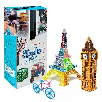 3Doodler 3D Printing Pen Create 3.0 & Complete Acces. Kit - Free P&P Worldwide!