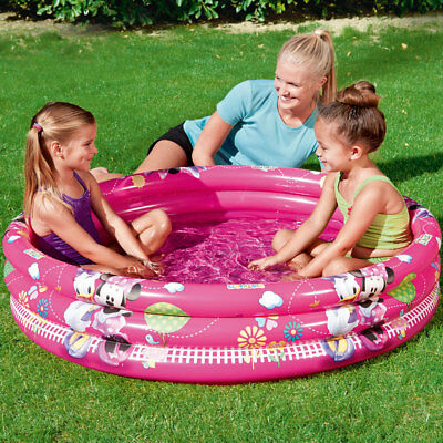 BESTWAY Kinderpool Pool Disney Swimmingpool Planschbecken Schwimmbecken Ø 122cm