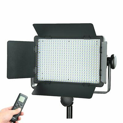 Godox LED500C 3300-5600 Studio Camera Lighting Lamp For Photography DV Camcorder
