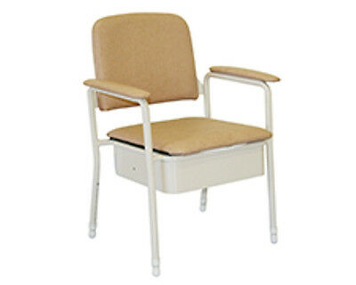 Maxi Bedside Commode - 50cm seat - 160kg