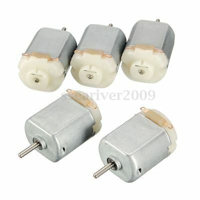 15PCS DC 3-6V Mini Miniature DC Motor For Remote Control Toy Car Robot DIY Parts