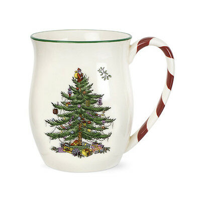 Spode Christmas Tree Peppermint Mug