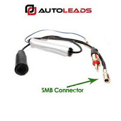 DAB Radio Car Stereos Aerial Splitter Antenna for DAB+ DAB CD Tuner