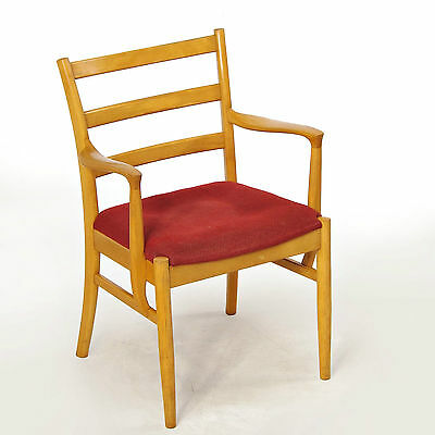 Chair / Armchair - Parker Knoll, Beech, Retro (delivery available)