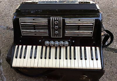 Francini Accordion/Accordian - Made in Italy'