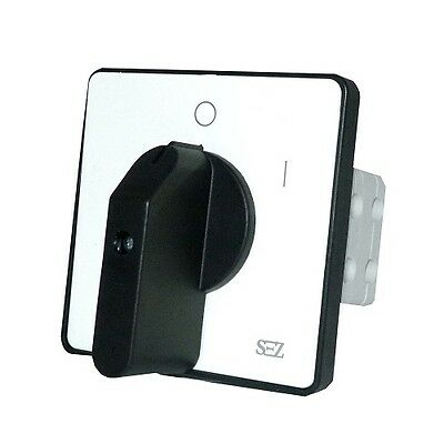 Cam Switches 63A 0-1 S63 Jd 1103 A6 3P