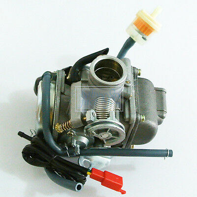 1×Carburetor Fits GY6 Engine 125 150cc Moped Scooter ATV Quad Bike Carby 125 150