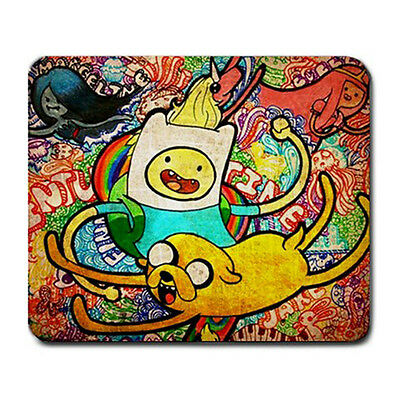 HOT New ADVENTURE TIME Cartoon Game PC mousepad MOUSE PAD FREE Shipping