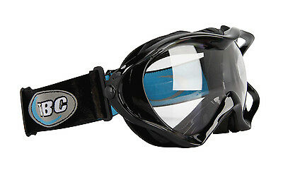 Masque de Moto / Scooter pour Casque Lunette Ecran protection Cross Enduro Trial