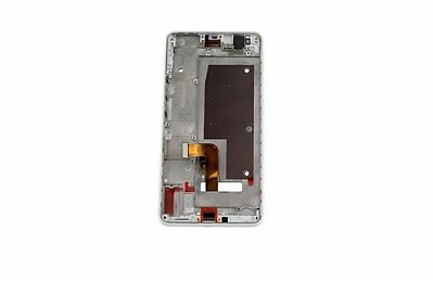 Full LCD Display + Touch Screen +Frame FOR HUAWEI Honor 6 (Dual sim) White