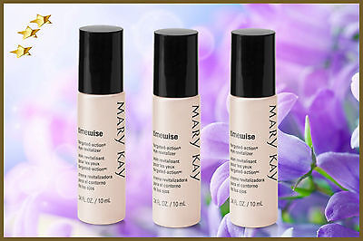Mary Kay Revitalizador de Ojos TimeWise Targeted-Action.Lot of 1.2.3.