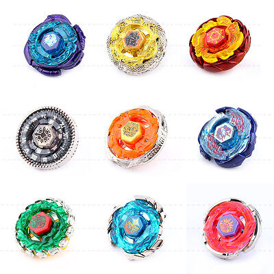 Beyblade Metal Fusion Masters Fight 4D System High Performance Spinning Top Hot