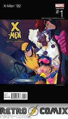 Marvel X-Men 92 #1 Hip Hop Variant New/unread Bagged & Boarded