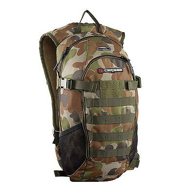 CARIBEE AUSCAM ARMY PATRIOT Camo Backpack Bag *BR NEW*