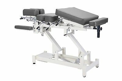Everyway4all CA130 Hi-Lo 8 Section Chiropractic Drop Tables Made in Taiwan