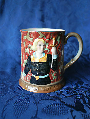 "Beswick ""Much A Do"" Shakespeare Mug         #31"