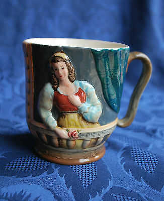 """Beswick """"Parting is Such a Sweet Sorrow"""" Shakespeare Mug       #31"""