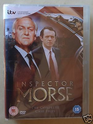 Inspector Morse: The Complete Series 1-12 [iTV](DVD)~~~Remastered~~~NEW & SEALED