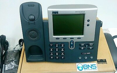 Cisco CP-7940G Unified IP Business Conference 7940 Telephones 48VDC Lot of 20