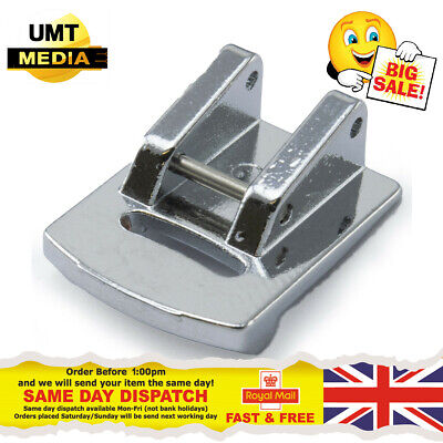 Gathering Foot - Shearing For Domestic Sewing Machines Snap on Presser UK