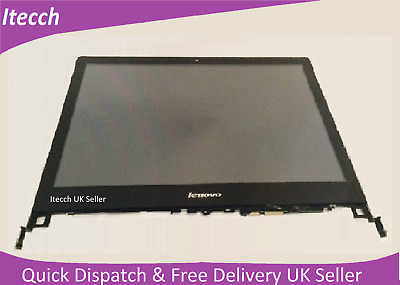 Genuine Lenovo Flex 2-14 20376 Touch Screen Digitizer 14D LED LCD Display Panel