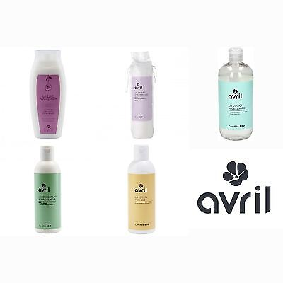 Avril Organic Face Cleanser and Make-Up Remover
