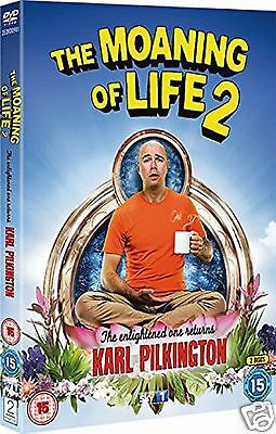 The Moaning of Life - Series 2 [Sky TV] (DVD)~~~~Karl Pilkington~~~~NEW & SEALED