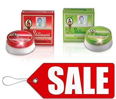 Genuine Fairness Stillman's Freckle Cream Skin Bleach Cream 28Gms Bleaching Uk