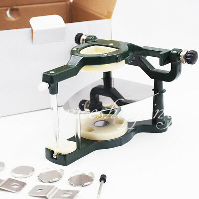 Dental Lab Big Adjustable Magnetic Articulator Dentist High Quality