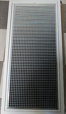 600 x 400  HINGED RETURN GRILL WITH FILTER AIR CONDITION DUCT UNIT HR5/F 600x400