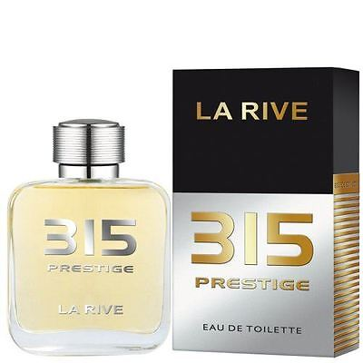 La Rive Prestige 315  for Man EDT 100ml Men Brand New