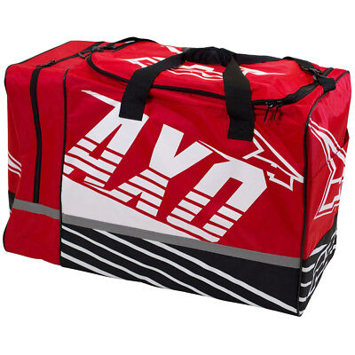 Axo NEW Mx Weekender Red Motocross Gearbag BMX Travel Luggage Dirt Bike Gear Bag