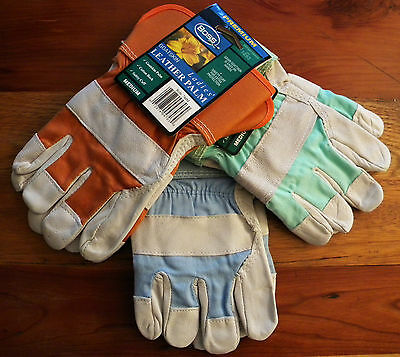 LADIES, Goat Skin Garden/Yard/Clean Up Gloves, by: BOSS, Protect Your Hands!