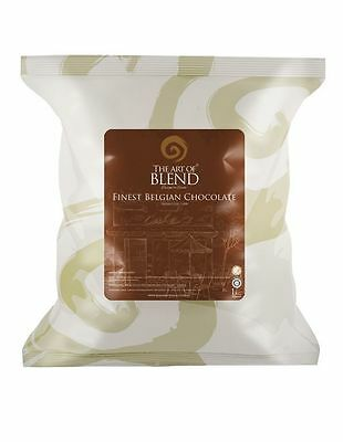 The Art of Blend Finest Belgian Chocolate 1KG