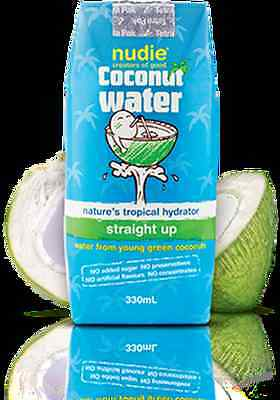 Nudie Coconut Watre Box 12 x 330ml • AUD 24.00