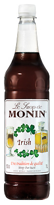 Monin Irish Syrup 1 Lt