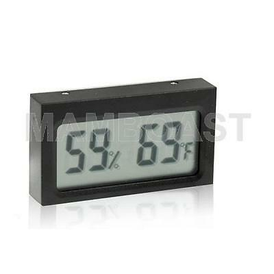 Mini LCD Indoor Digital Thermometer Humidity