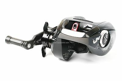 Megabass IS73C - COMPETITION DRAGON - BAIT CASTING REEL - RIGHT HAND