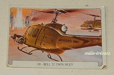 Image Collection AVION : 108- BELL 212 TWIN HUEY - Signée REVELL