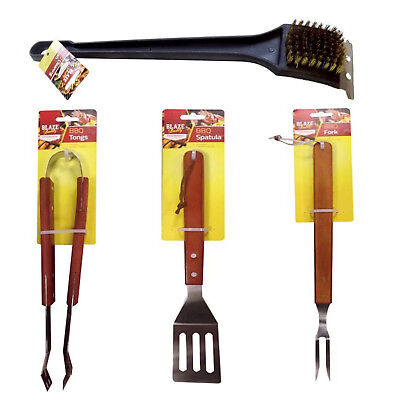 BBQ Utensils. Choice Of Type. Fork, Spatula, Tongs, Brush. Deal All 4