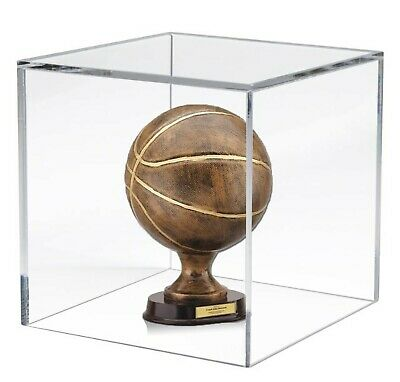 """New Acrylic Cube 5 Sided Display Case 3/16""""thick 12"""" X 12"""" X 12"""""""