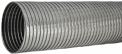 FLEXIBLE EXHAUST TUBE STAINLESS 38mm (0155038)