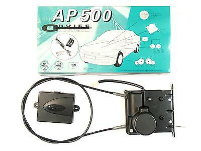 Command Universal Electric Cruise Control Kit AP500/507 inc. Pad & clutch switch