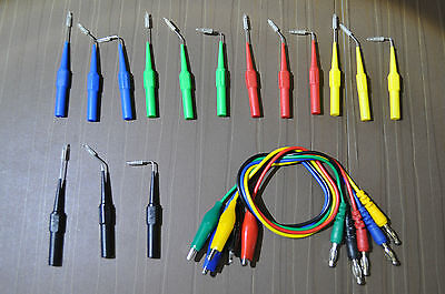 S&G Tool Aid 23500 Back Probe 20 pcs kit. S & G  Toolaid.