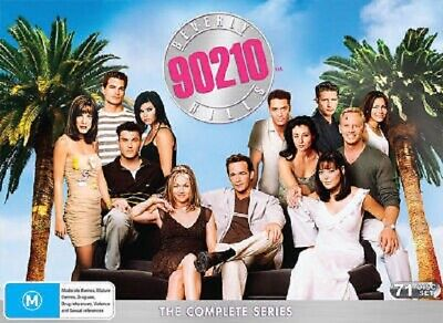 Beverly Hills 90210: S1-10 Season 1-10 Collection DVD R4