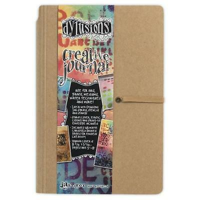 Dylusions Creative Art Journal - Small Blank Book