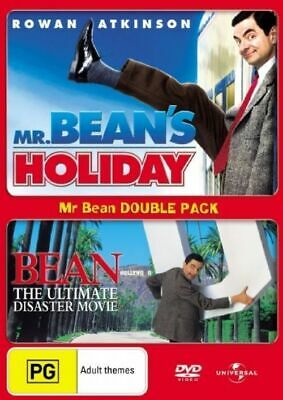 Mr. Bean's Holiday / Mr. Bean: The Ultimate Disaster Movie DVD R4